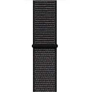 Apple 38mm/40mm Sport Loop Schwarz - Uhrband