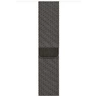 Apple Watch 44mm graphitgrau Standard-Milanese-Armband - Armband