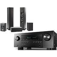 DENON AVR-S960H Schwarz + Polk Audio T15 + T30 + T50 - Set
