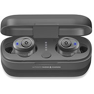 CONNECT IT True Wireless HYPER-BASS 2 Silver - Drahtlose Kopfhörer