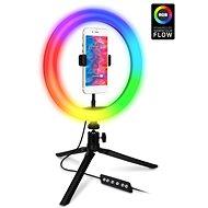 CONNECT IT Selfie10RGB RGB LED Leuchte - Selfie-Stick