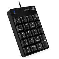 CONNECT IT NumCALC CKB-0060-BK, schwarz - Tastaturen