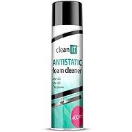 CLEAN IT Antistatischer Schaum zur Reinigung von Bildschirmen, 400 ml - Reinigungsmittel