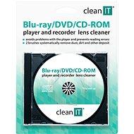 CLEAN IT Bürsten - Reinigungs-CD / DVD - Reinigungsmittel