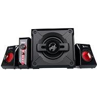 Genius GX Gaming SW-G2.1 1250, schwarz - Lautsprecher