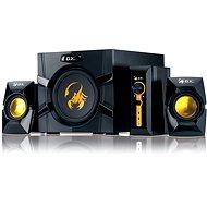 Genius GX Gaming SW-G2.1 3000, schwarz - Lautsprecher