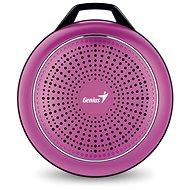 SP-906BT Plus M2 Metallic violett - Bluetooth-Lautsprecher
