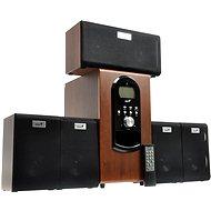 Genius Home Theater SW-HF 5.1 6000 - Lautsprecher