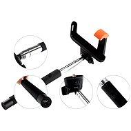 Gogen BT Selfie 2 teleskopisch schwarz