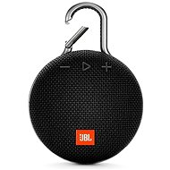 JBL Clip 3 schwarz - Bluetooth-Lautsprecher