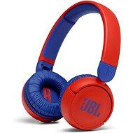 JBL JR310BT rot - Kabellose Kopfhörer