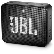 JBL GO 2 schwarz - Bluetooth-Lautsprecher