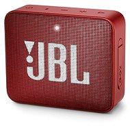 JBL GO 2 rot - Bluetooth-Lautsprecher