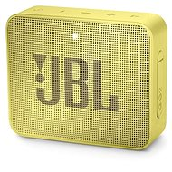 JBL GO 2 gelb - Bluetooth-Lautsprecher