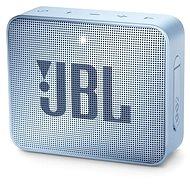 JBL GO 2 Cyan - Bluetooth-Lautsprecher