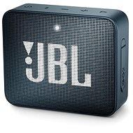 JBL GO 2 Navy - Bluetooth-Lautsprecher