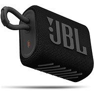 JBL GO 3 schwarz - Bluetooth-Lautsprecher