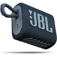 JBL GO 3 blau - Bluetooth-Lautsprecher