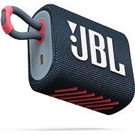 JBL GO 3 blue coral - Bluetooth-Lautsprecher