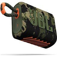 JBL GO 3 squad - Bluetooth-Lautsprecher