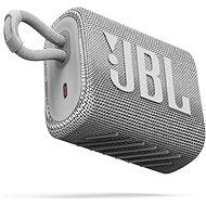 JBL GO 3 weiß - Bluetooth-Lautsprecher