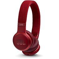 JBL Live400BT rot - Drahtlose Kopfhörer