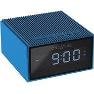 Creative CHRONO Blau - Bluetooth-Lautsprecher