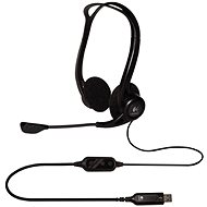 Kopfhörer mit Mikrofon Logitech PC Headset 960 USB - Kopfhörer