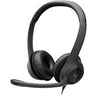 Logitech USB-Headset H390 - Kopfhörer