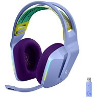 Logitech G733 LIGHTSPEED Wireless RGB Gaming Headset LILAC - Gaming Kopfhörer