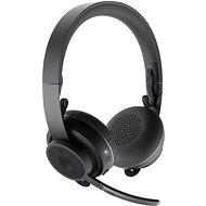 Logitech Zone Wireless MS Teams - Kabellose Kopfhörer