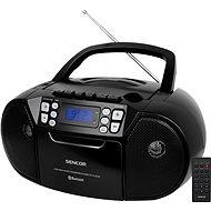 Sencor SPT 3907 B - Radio mit Kassettenrecorder