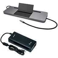 i-tec USB-C 4K 3x Display Docking Station, PD 85 W + Universal Charger 112 Watt - Dockingstation
