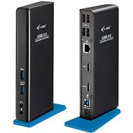 i-tec USB 3.0/USB-C Dual HDMI Docking Station - Dockingstation