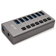 I-TEC USB 3.0-Ladestation HUB 7port + Netzteil 36 W - USB Hub