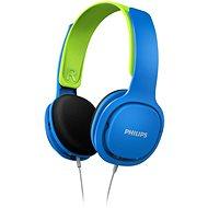 Philips SHK2000BL blau - Kopfhörer