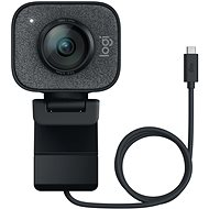 Logitech C980 StreamCam Graphite - Webcam