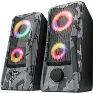 TRUST GXT 606 JAVV RGB 2.0 LAUTSPRECHERSPIEL-SET - Lautsprecher
