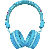 Trust Comi Bluetooth Wireless Kids Headphones - blauue - Drahtlose Kopfhörer