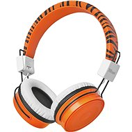 Trust Comi Bluetooth Wireless Kids Headphones - orange - Drahtlose Kopfhörer
