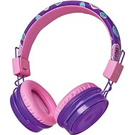 Trust Comi Bluetooth Wireless Kids Headphones - purple - Drahtlose Kopfhörer