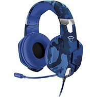 Trust GXT 322B Carus Gaming Headset for PS4 - camo blue - Gaming Kopfhörer