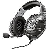 Trust GXT 488 FORZE-G PS4 HEADSET GRAU (PS4 Licensed) - Gaming Kopfhörer