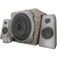 Tytan 2.1 Lautsprecherset - Holz - Lautsprecher