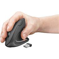 Trust Verto Wireless Ergonomic Mouse - Maus