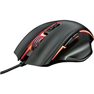 Trust GXT 168 Haze Illuminated Gaming Mouse - Gaming-Maus