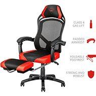 Trust Sie dem GXT 706 Rona - Gaming Stuhl