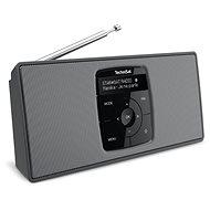 TechniSat DIGITRADIO 2 S - schwarz/silber - Radio