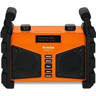 TechniSat DIGITRADIO 230 - orange - Radio
