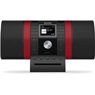 TechniSat MULTYRADIO 4.0 - schwarz/rot - Radio